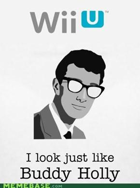 Oooh, Wii U!