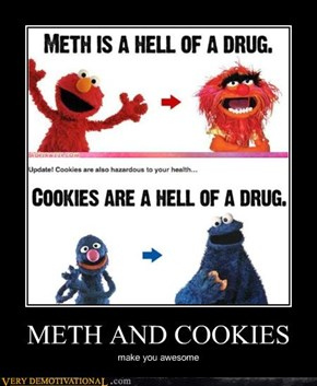 METH AND COOKIES