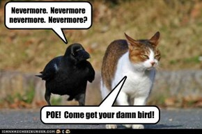Nevermore?