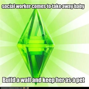 The Sims: Rinse and Repeat