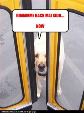 Gimme back mai KIDD!!!