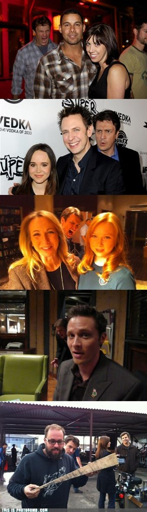 Nathan Fillion: If Only He Were Actually Famous