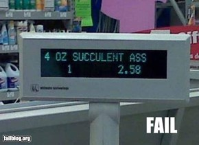 CLASSIC: Cash Register FAIL