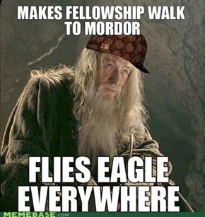 Scumbag Gandalf