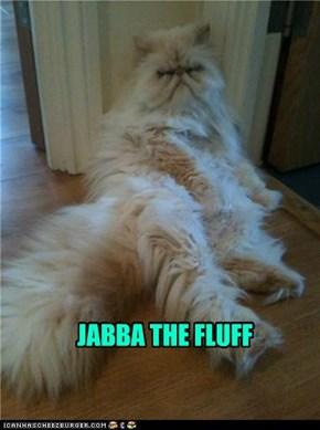 JABBA THE FLUFF