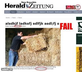 Headline/Caption/Season Fail