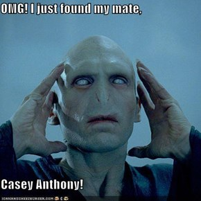 OMG! I just found my mate,  Casey Anthony!