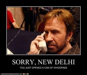 SORRY, NEW DELHI