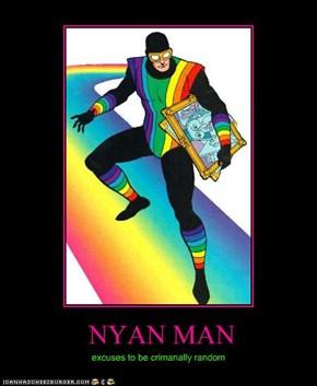 NYAN MAN