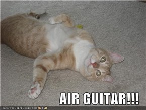 AIR GUITAR!!!