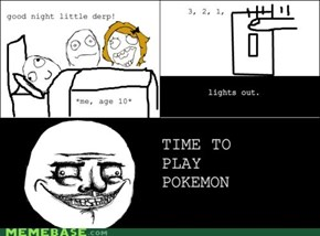 I Must Catch All the Pokemon!