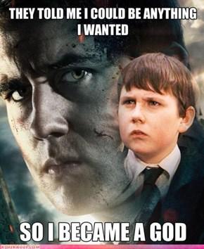 PTSD: Neville Longbottom