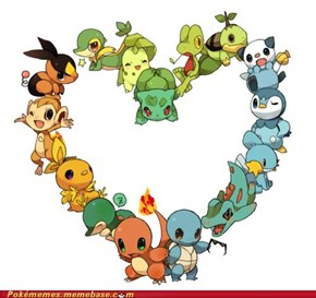 Who Has Starter Love?