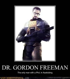 DR. GORDON FREEMAN