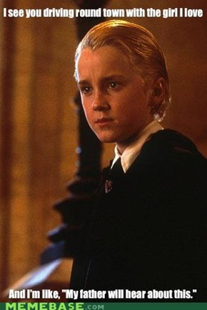 Draco Malfoy the Soul Machine
