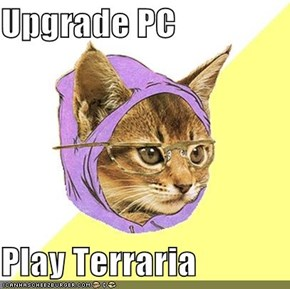 Upgrade PC  Play Terraria