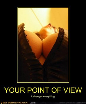 YOUR POINT OF VIEW