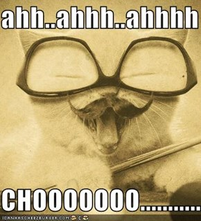 ahh..ahhh..ahhhh  CHOOOOOOO............