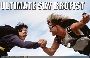 ULTIMATE SKY BROFIST
