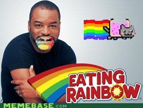 LeVar Burton: The Vengeful Years