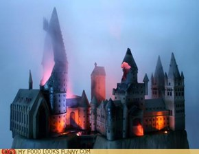 Hogwarts: the Aftermath, the Cake
