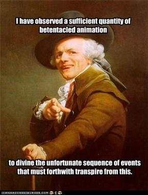 Joseph Ducreux Is Prescient