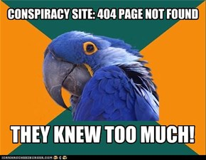 Paranoid Parrot: Where's Mel Gibson When You Need Him?