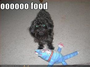 oooooo food