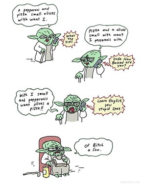 Star Wars Comic of the Day