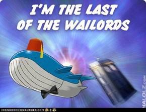 tardis:the last wailord