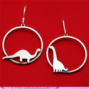 Extinct Earrings