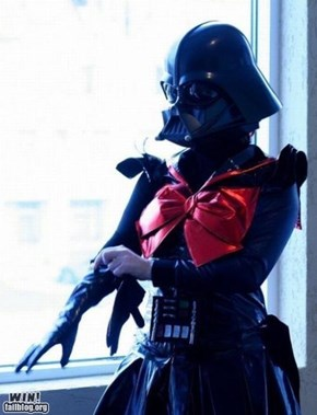 Vader is Hot
