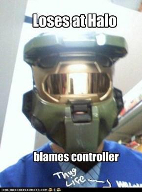 Loses at Halo