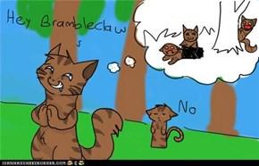 hawkfrost is gay ^^