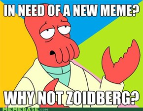 Zoidberg Sacrifices Himself