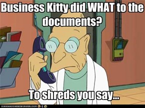 Professor Farnsworth: The toilet paper too?