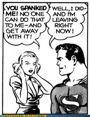 You Tell Her, Superman!