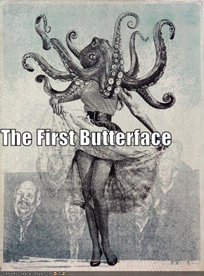 The First Butterface