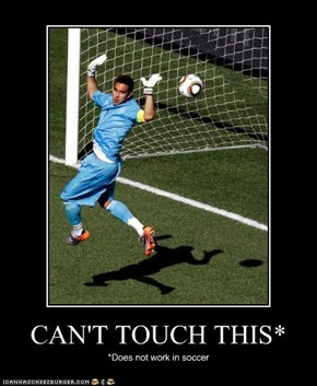 CAN'T TOUCH THIS*