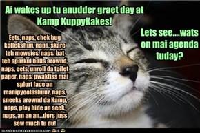 Tu Du List @ Kamp KuppyKakes