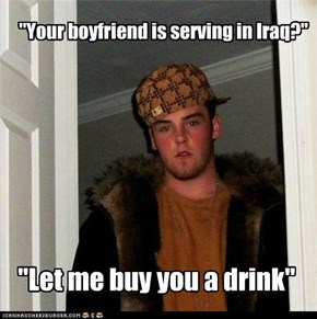 Scumbag Steve Already Wrote the Dear John Letter