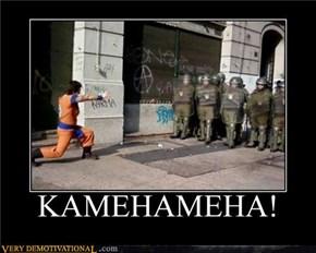 KAMEHAMEHA!