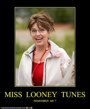 MISS  LOONEY  TUNES