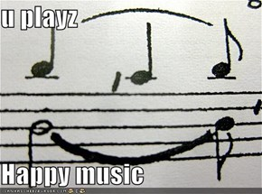 u playz   Happy music