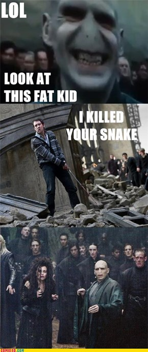 No One Touches Nagini