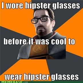 Hipster Freeman