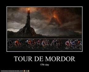 TOUR DE MORDOR