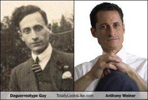 Daguerreotype Guy Totally Looks Like Anthony Weiner