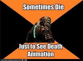 Dead Space Death