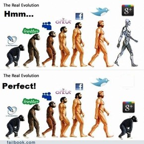 Reframe: Evolution?